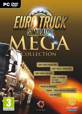 Euro Truck Simulator Mega Collection Cena Srbija Prodaja Jeftino