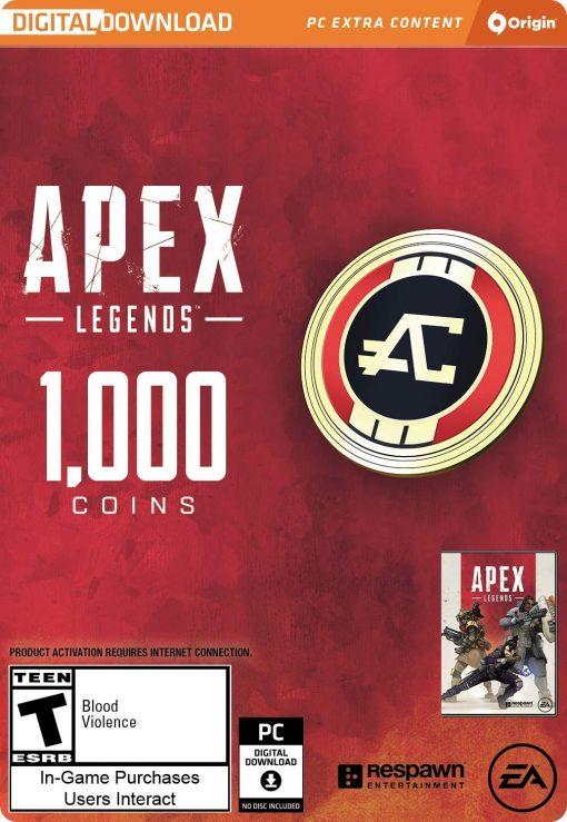 1000 Apex Coins Prodaja Cena Srbija