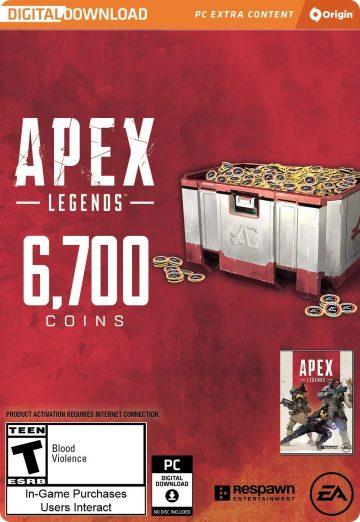 6700 Apex Coins Prodaja Cena Srbija