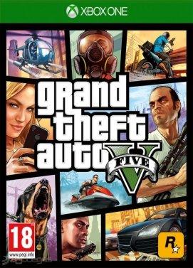 GTA V Grand Theft Auto V 5 za Xbox One srbija prodaja cena oglasi jeftino