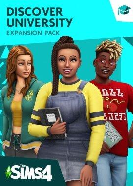 The Sims 4: Discover University Cena Srbija prodaja jeftino povoljno oglasi kako i gde kupiti