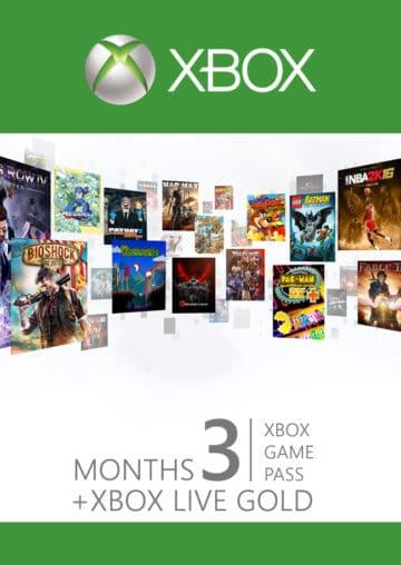 XBOX Game Pass Ultimate 3 meseca Cena Srbija prodaja
